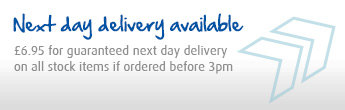 Next day delivery -