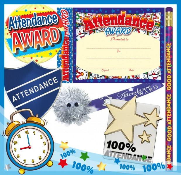 Attendance Awards Image