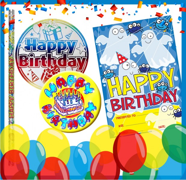 Birthday Awards Image