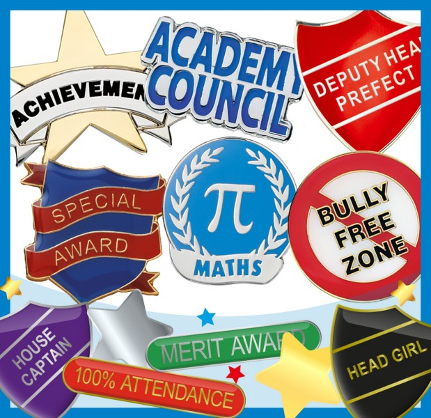 Enamel Badges Image