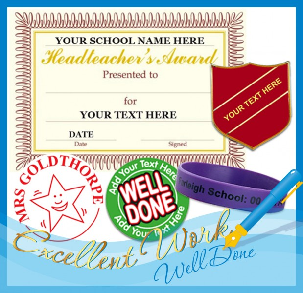 Personalised Awards Image