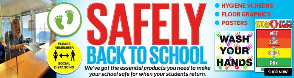 Back to school safely -