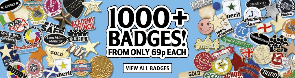 1000+ Enamel Badges -