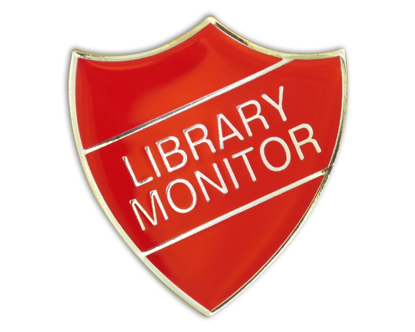 Image result for Library Monitor