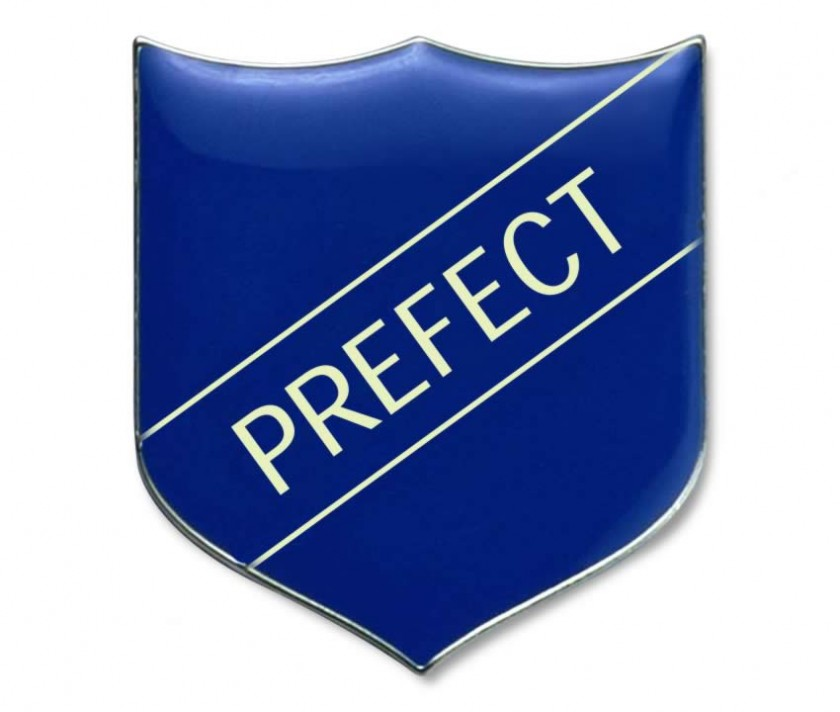 Image result for prefect badge
